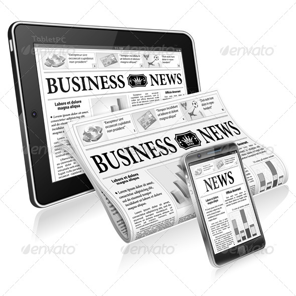 GraphicRiver Concept Digital News 4272269
