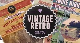 Retro/Vintage Party