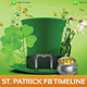 St. Patrick FB Timeline Cover - GraphicRiver Item for Sale