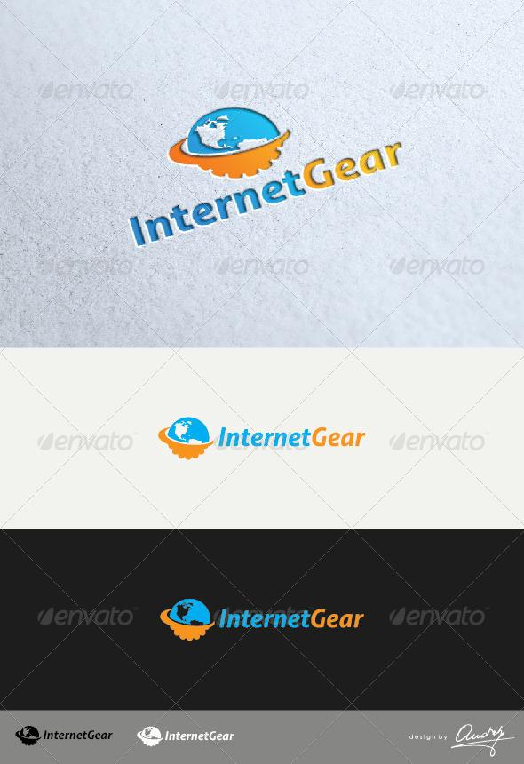 GraphicRiver Internet Gear 4274238