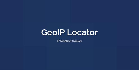 GeoIP Locator