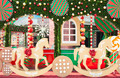 Christmas scenery - PhotoDune Item for Sale