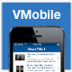VMobile Blog Feed iPhone app - CodeCanyon Item for Sale