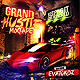 Hip Hop Mixtape CD Cover - GraphicRiver Item for Sale