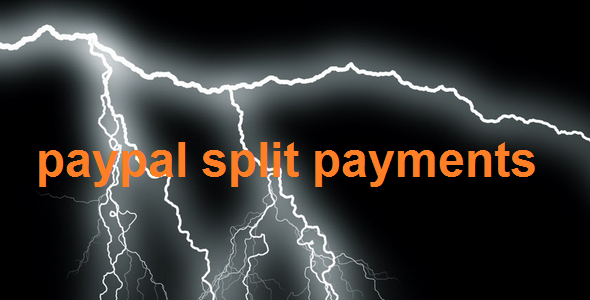 CodeCanyon Paypal split payment to two or more accounts 4262910