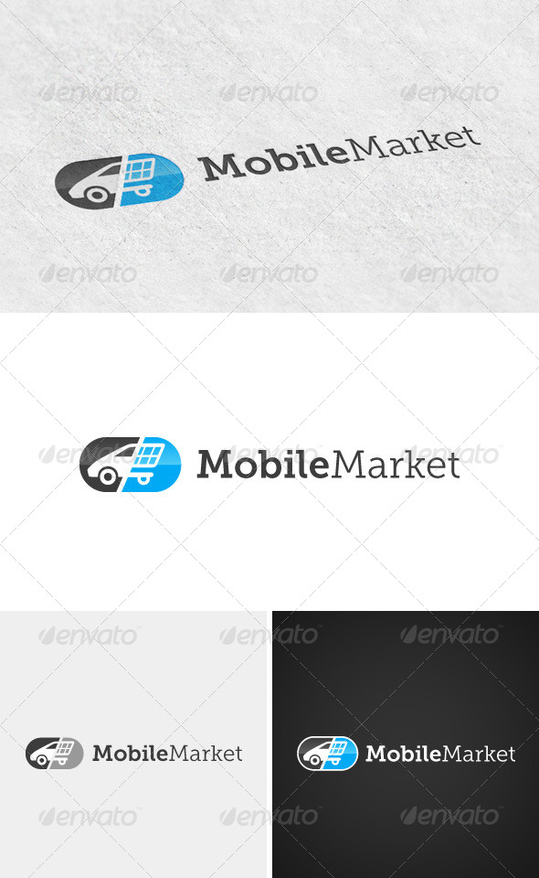 GraphicRiver Mobile Market logo 4171912