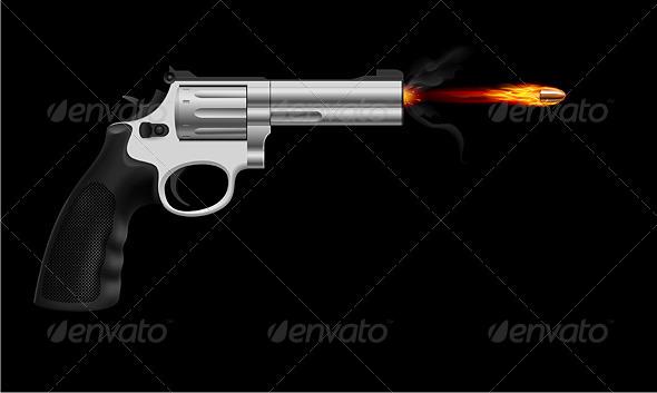 GraphicRiver Revolver 4276565