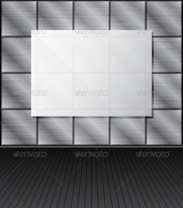 GraphicRiver Metal Background 4276683