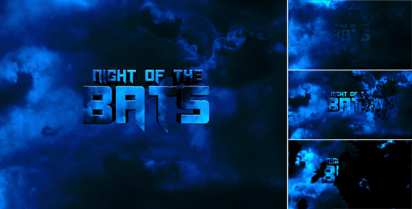 After Effects Project - VideoHive The Bats Cinematic Trailer 462158