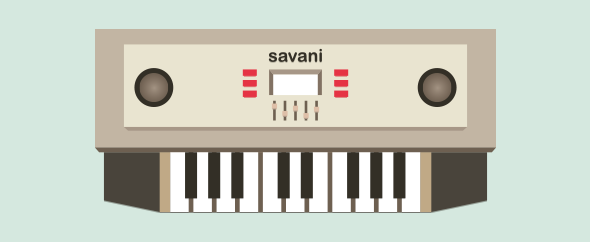savani