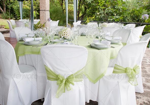 PhotoDune Wedding table 462269