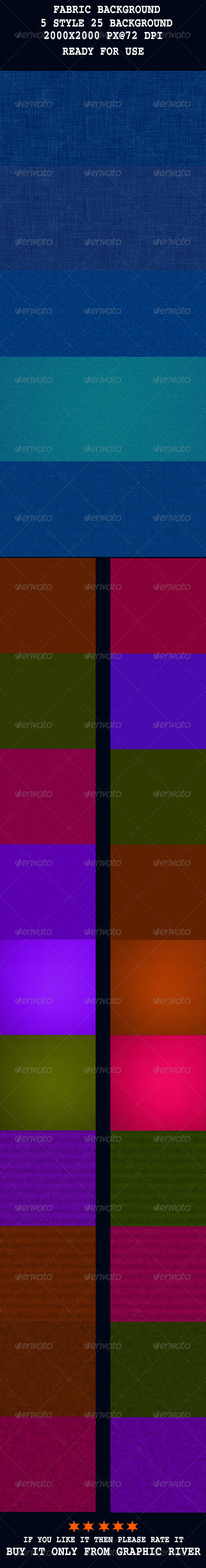 Fabric Background - Abstract Backgrounds