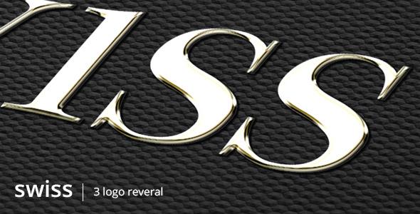 Swiss Logo Gold Silver