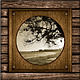 Rustic Style Wood Photo Template