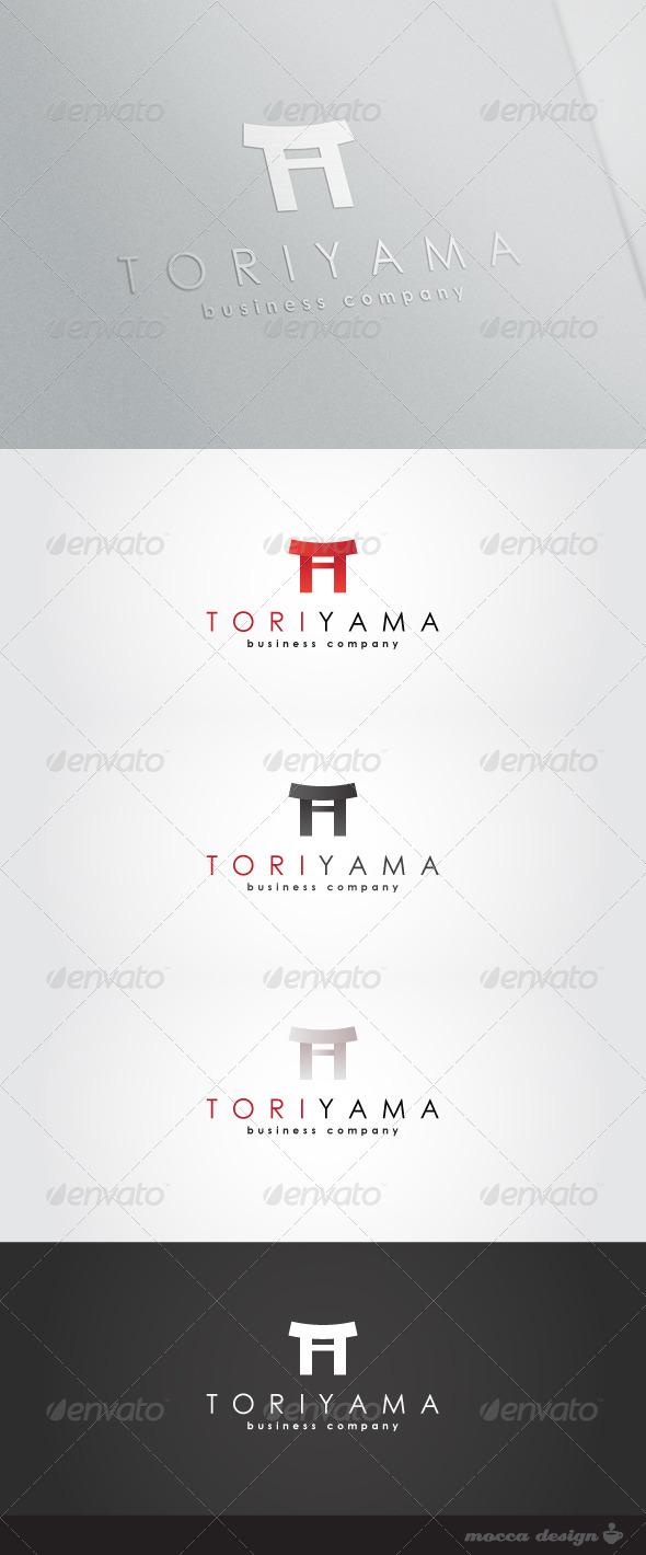 GraphicRiver Toriyama Logo 4279739