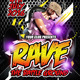 Rave Flyer Template  - GraphicRiver Item for Sale