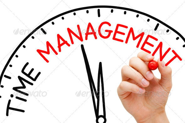Time Management Concept - Stock Photo - Images