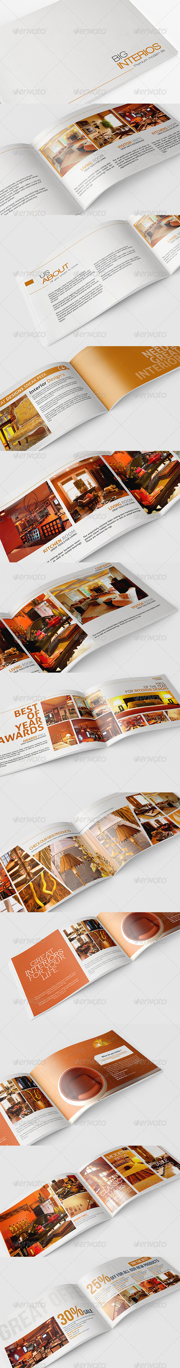A5 Booklet / Catalogue / Brochure - Catalogs Brochures