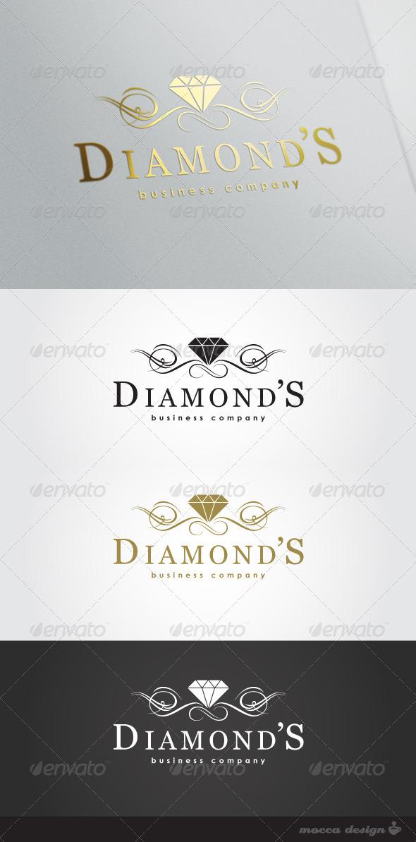 GraphicRiver Diamond s Logo 4143456