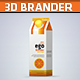 Product Brander Mock-up - GraphicRiver Item for Sale