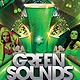 St. Patrick Green Sounds - GraphicRiver Item for Sale