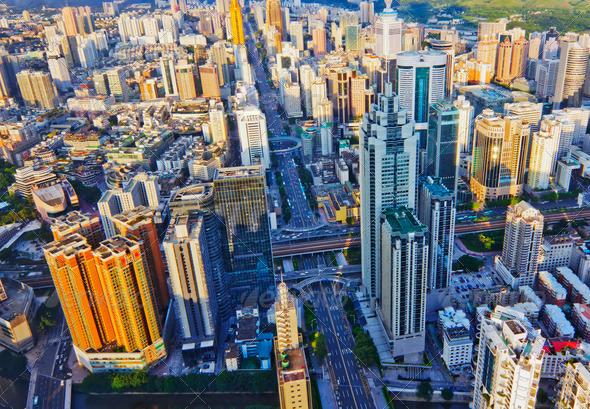 PhotoDune chinese city 4282000