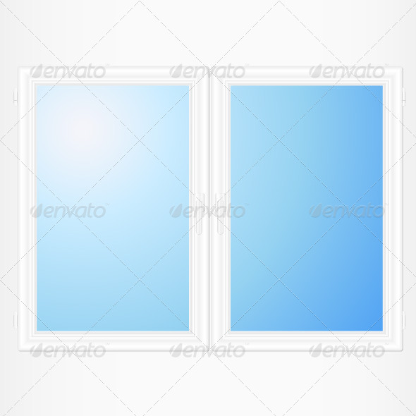 GraphicRiver Plastic Window 4283017