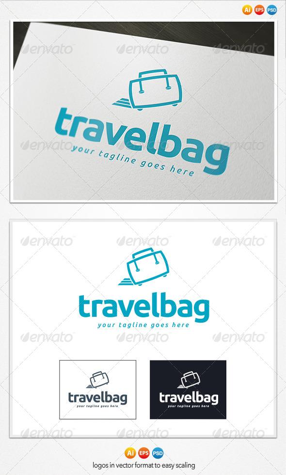 GraphicRiver Travel Bag Logo 4283585
