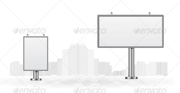 GraphicRiver Billboards 4285053