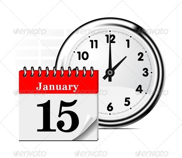 GraphicRiver Time Concept 4285117