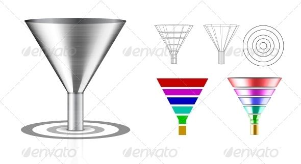 GraphicRiver Conversion Funnel 4285175