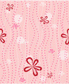 seamless background with floral pattern - PhotoDune Item for Sale
