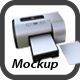 Printer Mockup - Ultra Realistic - GraphicRiver Item for Sale