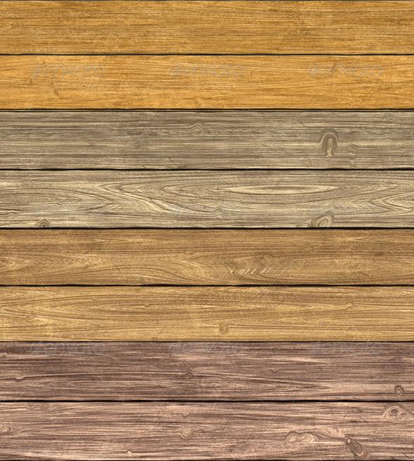 GraphicRiver 5 Woodplank Textures 4285462