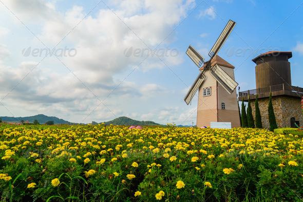 PhotoDune Wind Turbine 4286214