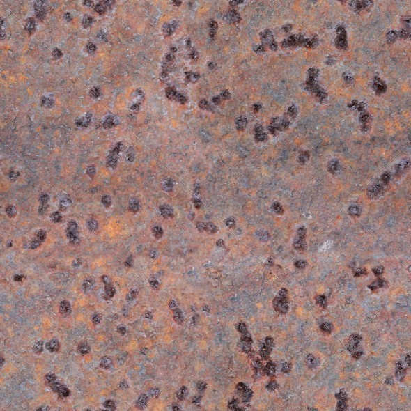 Rust Texture - 3DOcean Item for Sale
