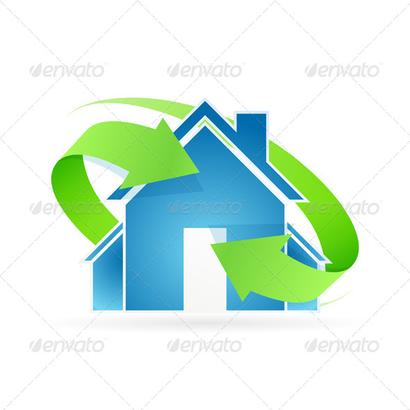 GraphicRiver House Icon 4287865