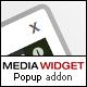 মাধ্যম উইজেট jQuery প্লাগিন জন্য পপআপ addon - বিক্রয়ের জন্য আইটেম WorldWideScripts.net