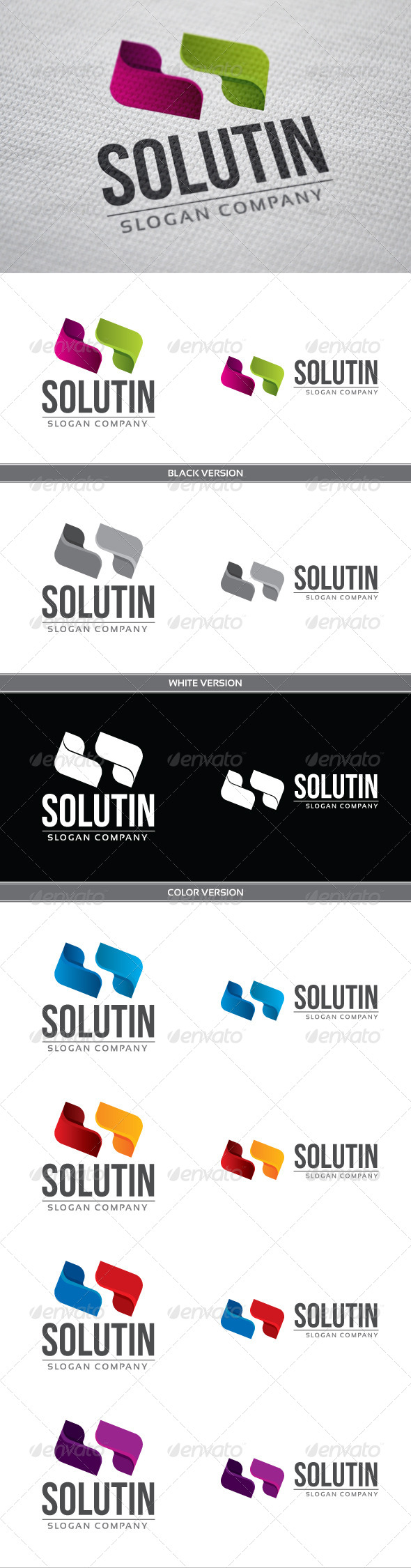 GraphicRiver Solutin 4288106