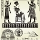 Egyptian thematic silhouettes - GraphicRiver Item for Sale