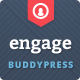 Engage - WordPress, BuddyPress, bbPress Theme