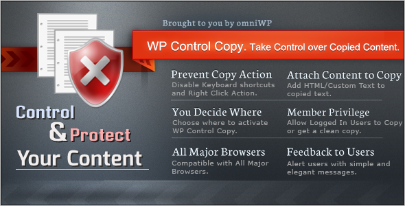 CodeCanyon WP Control Copy Take Over Copied Content 4289952