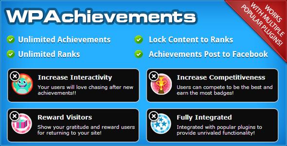 CodeCanyon WPAchievements WordPress Achievements Plugin 4265703