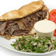 Shawarma Doner Kebab on a plate - PhotoDune Item for Sale