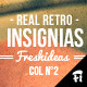 8 Retro Insignias - Badges - GraphicRiver Item for Sale