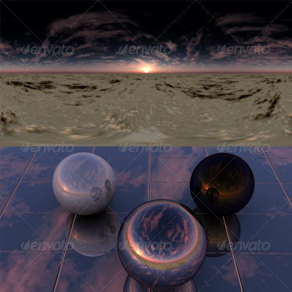 3DOcean Desert 20 4294309