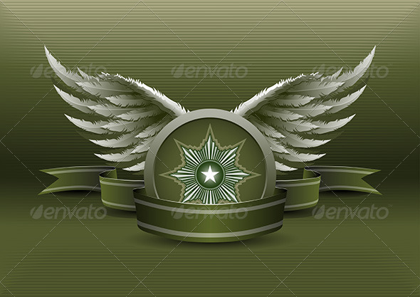 GraphicRiver Insignia Banner 4294327