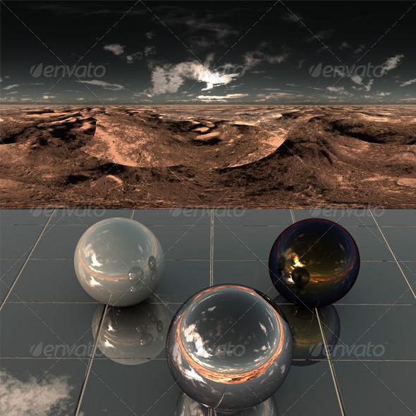 3DOcean Desert 22 4294423