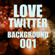 Love Twitter Background - GraphicRiver Item for Sale