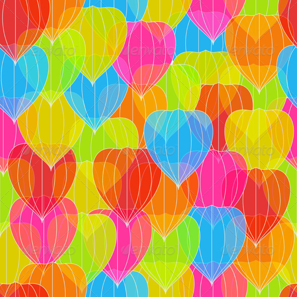 GraphicRiver Colorful Physalis 4296993